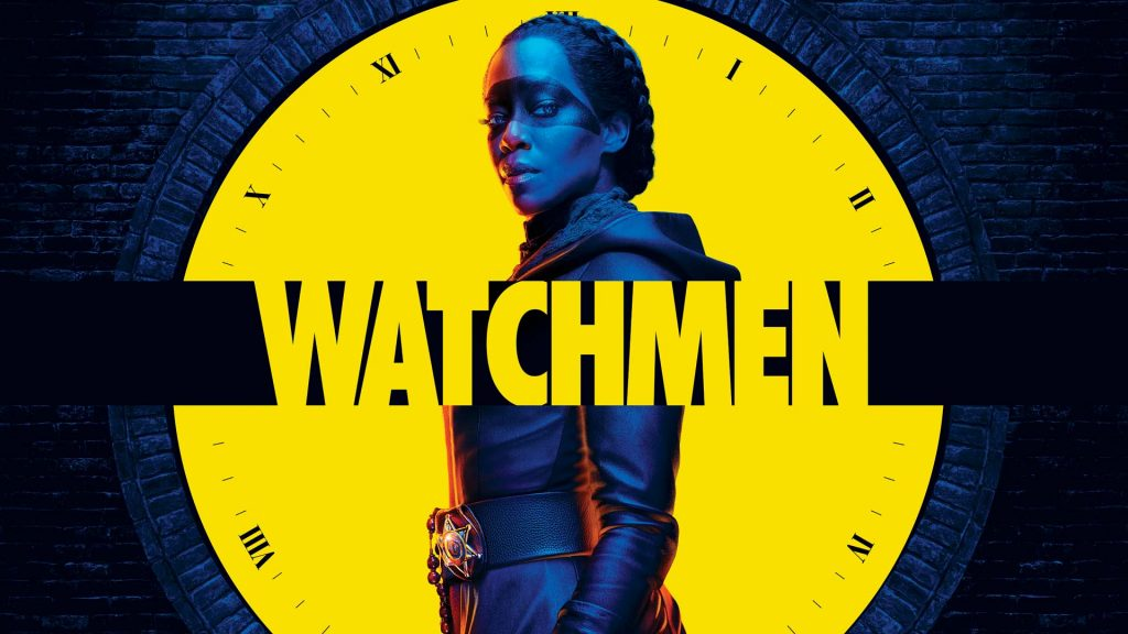 پوستر فیلم The watchman