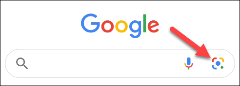 باز کردن گوگل لنز توسط گوگل_ ریون مگ