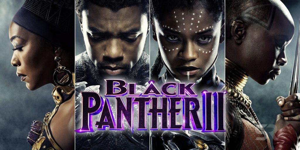 پوستر فیلم پلنگ سیاه 2