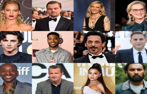 لئوناردو دی کاپریو و چند بازیگر بزرگ دیگر  به جنیفر لارنس در فیلم Don't Look Up پیوستند 10