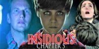 پاتریک ویلسون قرار است  Insidious 5 را کارگردانی کند 5