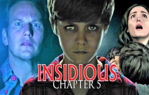 پاتریک ویلسون قرار است  Insidious 5 را کارگردانی کند 1
