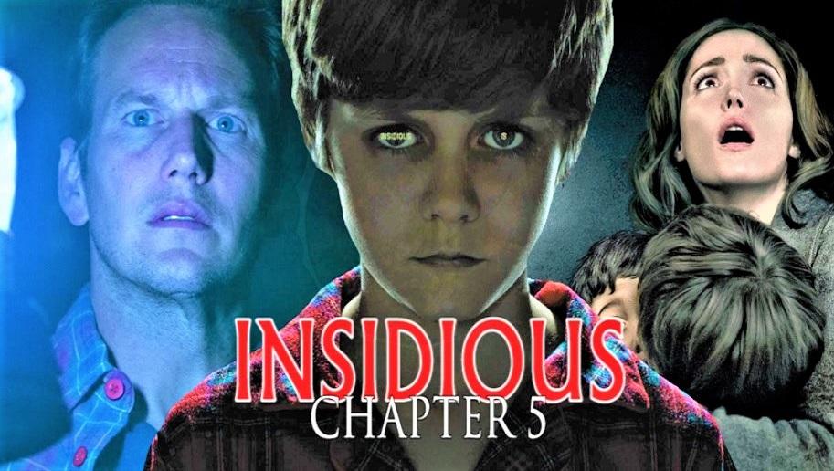 پاتریک ویلسون قرار است  Insidious 5 را کارگردانی کند 3