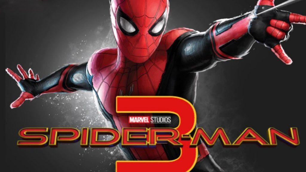 بنر مرد عنکبوتی 3 دنیای سینمایی مارول
