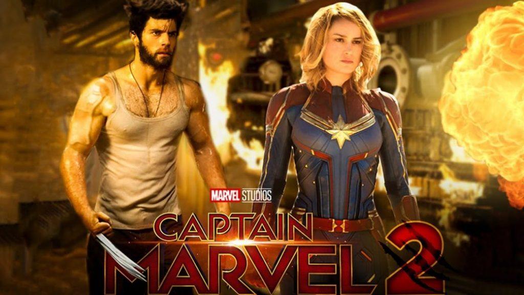 پوستر فیلم کاپیتان مارول 2