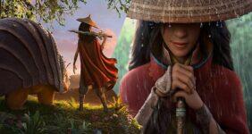 اولین تریلر فیلم Raya and the Last Dragon 2021 توسط دیزنی منتشر شد 2