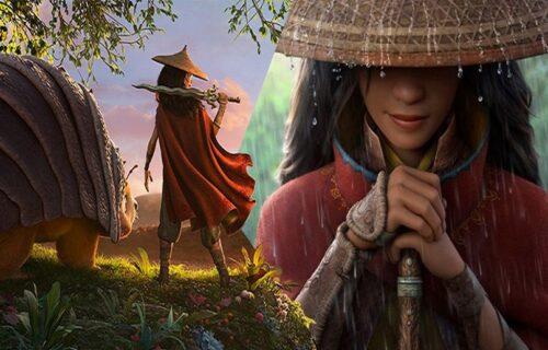 اولین تریلر فیلم Raya and the Last Dragon 2021 توسط دیزنی منتشر شد 5