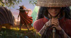اولین تریلر فیلم Raya and the Last Dragon توسط دیزنی منتشر شد 1