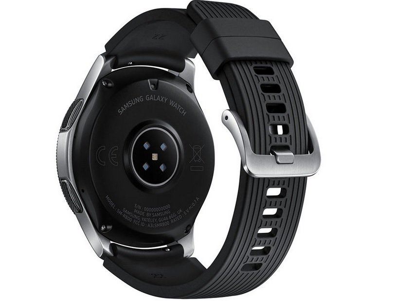 1. ساعت هوشمند سامسونگ مدل Galaxy Watch SM-R800_پر فروش ترین ساعت های هوشمند سامسونگ2_ریون مگ