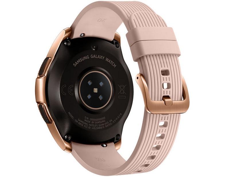 3.ساعت هوشمند سامسونگ مدل Galaxy Watch SM-R810 _پر فروش ترین ساعت های هوشمند سامسونگ2_ریون مگ