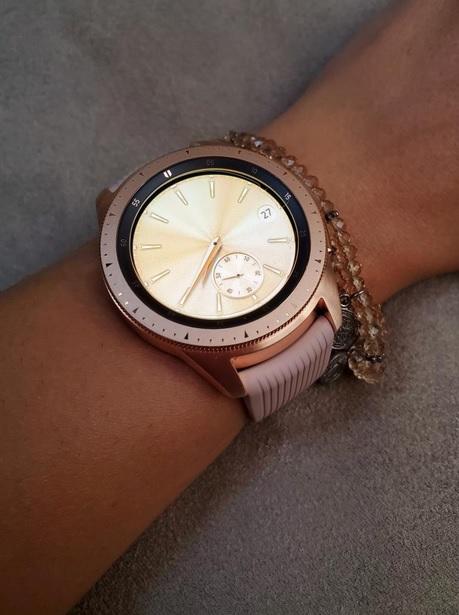 3.ساعت هوشمند سامسونگ مدل Galaxy Watch SM-R810 _پر فروش ترین ساعت های هوشمند سامسونگ3_ریون مگ