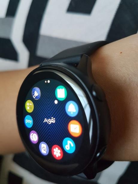 4. ساعت هوشمند سامسونگ مدل Galaxy Watch Active_پر فروش ترین ساعت های هوشمند سامسونگ3_ریون مگ