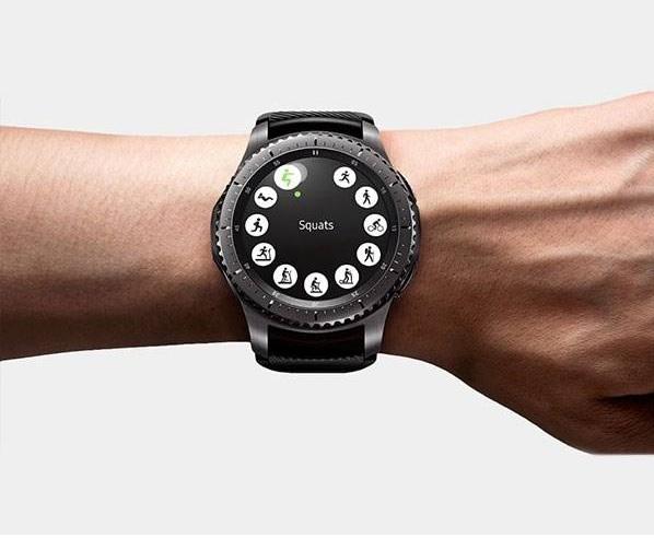 7.ساعت هوشمند سامسونگ مدل Gear S3 Frontier SM-R760 _پر فروش ترین ساعت های هوشمند سامسونگ2_ریون مگ