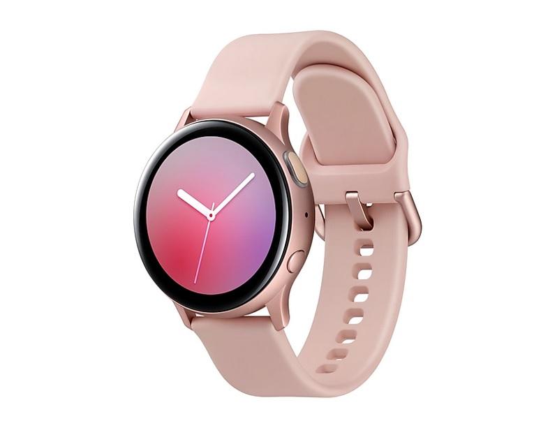 5.ساعت هوشمند سامسونگ مدل Galaxy Watch Active2 40mm _پر فروش ترین ساعت های هوشمند سامسونگ_ریون مگ