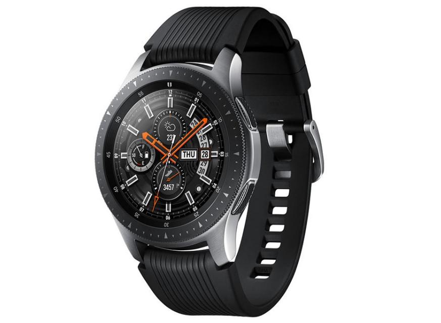 1. ساعت هوشمند سامسونگ مدل Galaxy Watch SM-R800_پر فروش ترین ساعت های هوشمند سامسونگ_ریون مگ