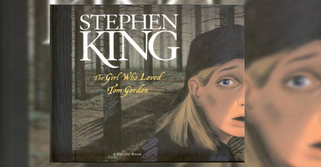 کتاب دختری که تام گوردون را دوست داشت