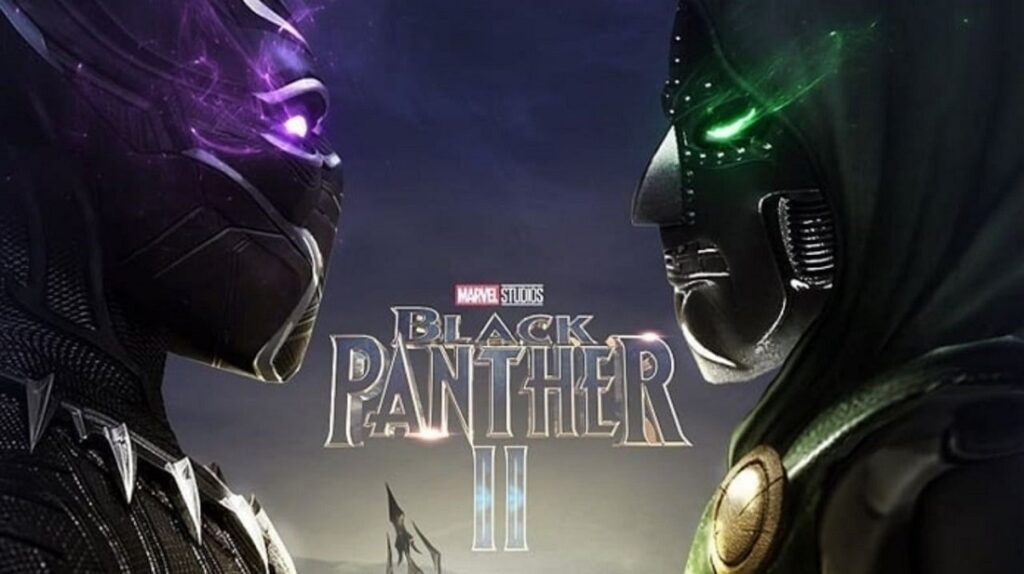 پوستر فیلم Black Panther 2