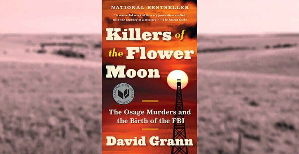 کتاب Killers of the Flower Moon نوشته گرن