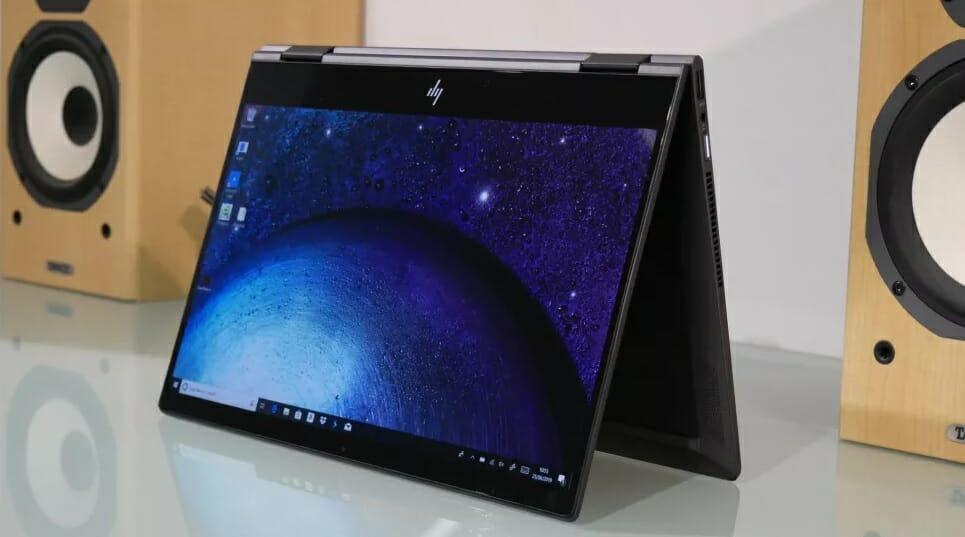 HP Envy x360 13 (2019)  : بهترین لپ تاپ ارزان قیمت 2 در 1_ ریون مگ 2