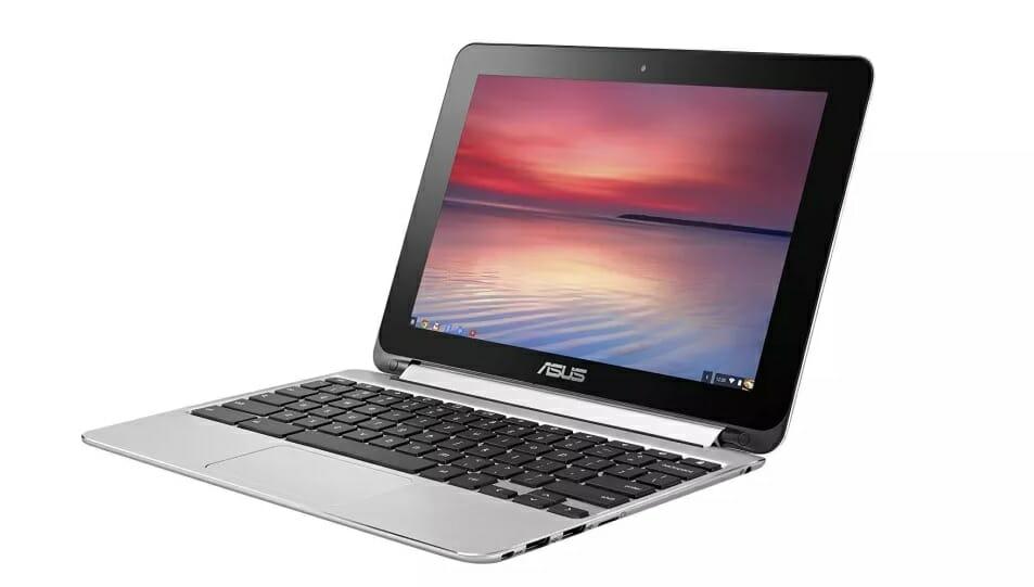 Asus Chromebook Flip : بهترین Chromebook ارزان قیمت3_ ریون مگ