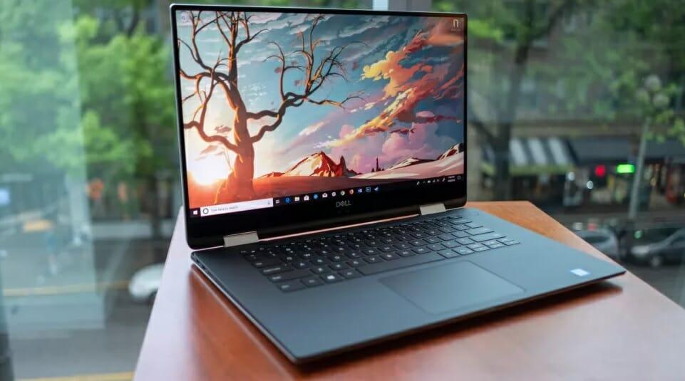 Dell XPS 15 2-in-1  : بهترین لپ تاپ 15 اینچی _ ریون مگ