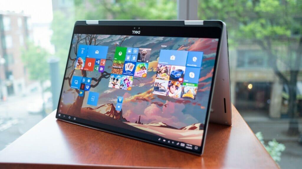 Dell XPS 15 2-in-1  : بهترین لپ تاپ 15 اینچی 4 _ ریون مگ