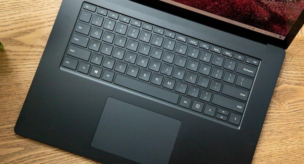 Microsoft Surface Laptop 3  : بهترین لپ تاپ ماکروسافت 3_ ریون مگ