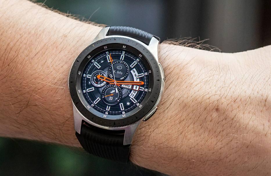 پر فروش ترین ساعت های هوشمند بازار ایران سال 99_  ساعت هوشمند سامسونگ مدل Galaxy Watch SM-R800 2