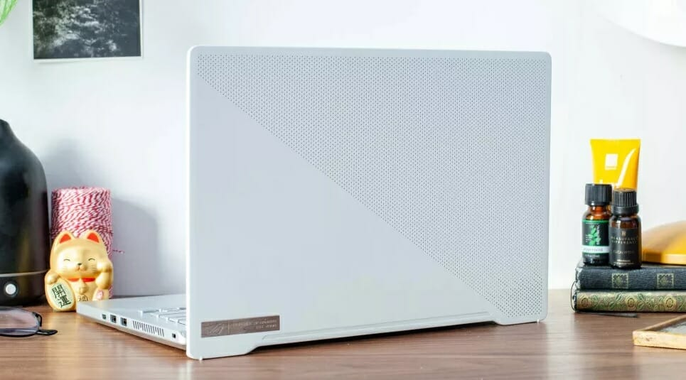 Asus ROG Zephyrus G14 : بهترین لپ تاپ گیمینگ2020   4_ ریون مگ