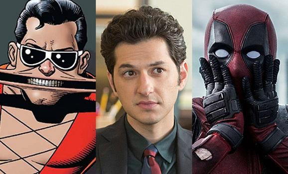 Plastic Man ، Ben Schwartz ، Deadpool