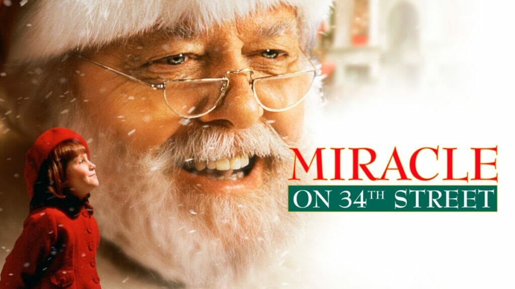 (Miracle on 34th Street (1994
