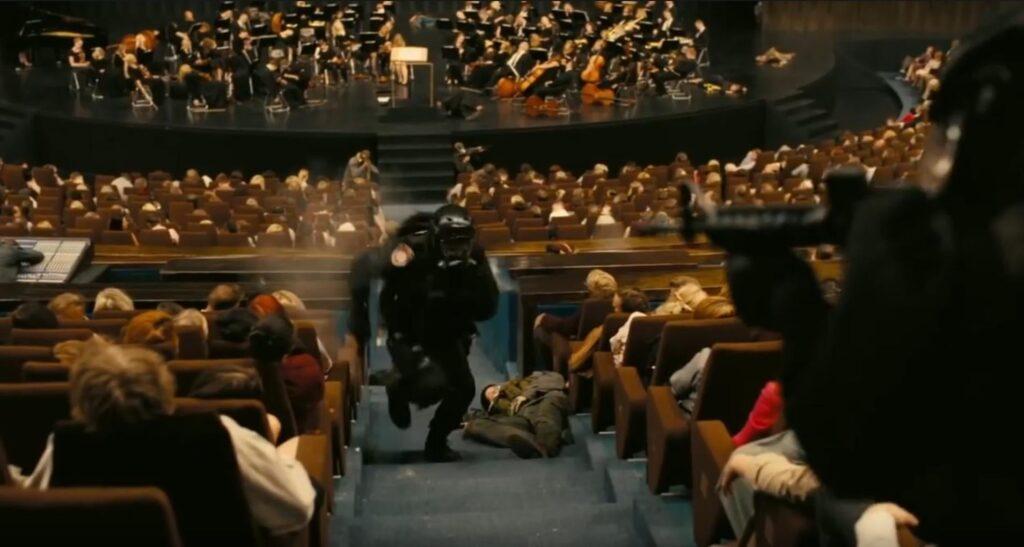 صحنه اپرا در فیلم TENET