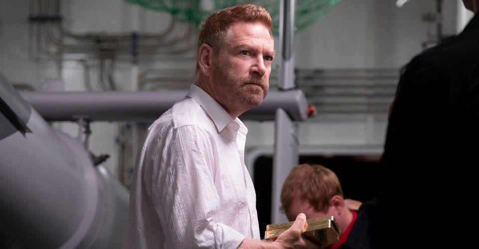 کنت برانا در نقش آندری سیتور
