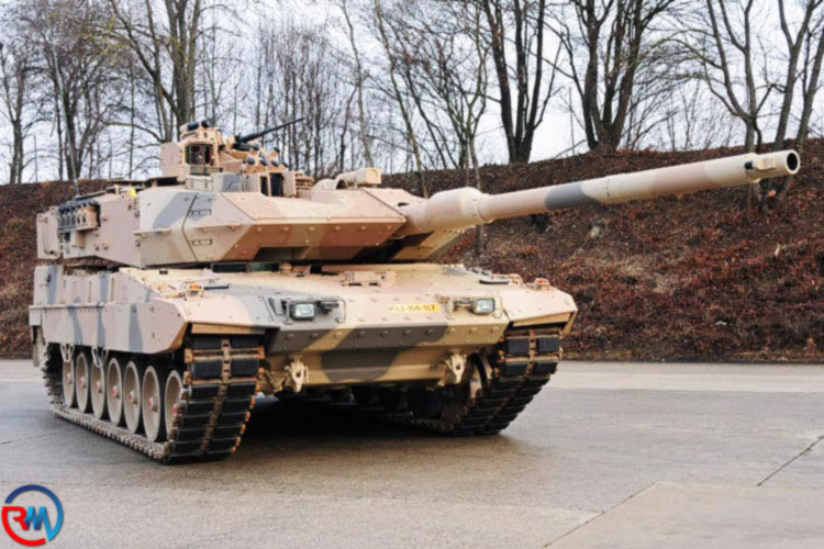 Leopard2-A7+