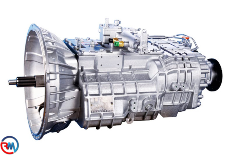 ZF GEARBOX SITRUCK سیتراک
