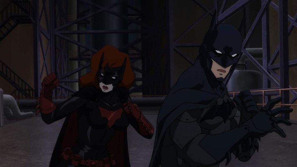 Batman : Bad Blood