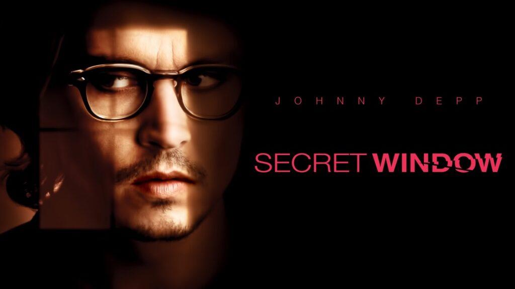 فیلم پنجره مخفی ساخته شده براساس کتاب استیون کینگ
