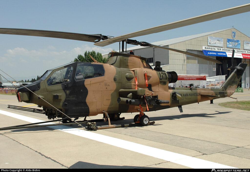 کبراتاو AH-1P ترکیه