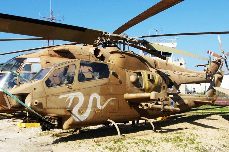 کبراتاو AH-1S نسل دوم کبراتاو