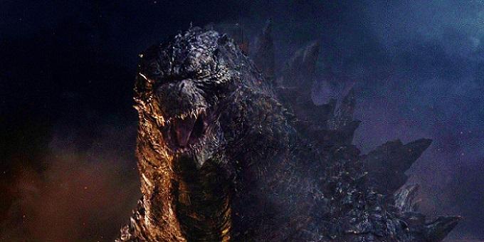 Godzilla 2014  اولین فیلم مانستر ورس