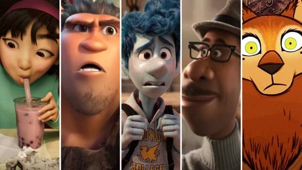 نامزدهای اسکار در بخش بهترین انیمیشن