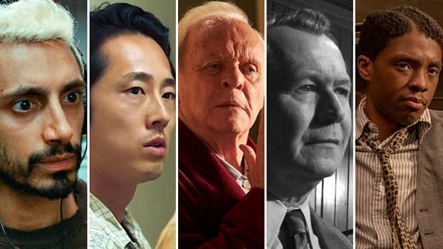 نامزدهای اسکار بهترین بازیگر نقش اول مرد