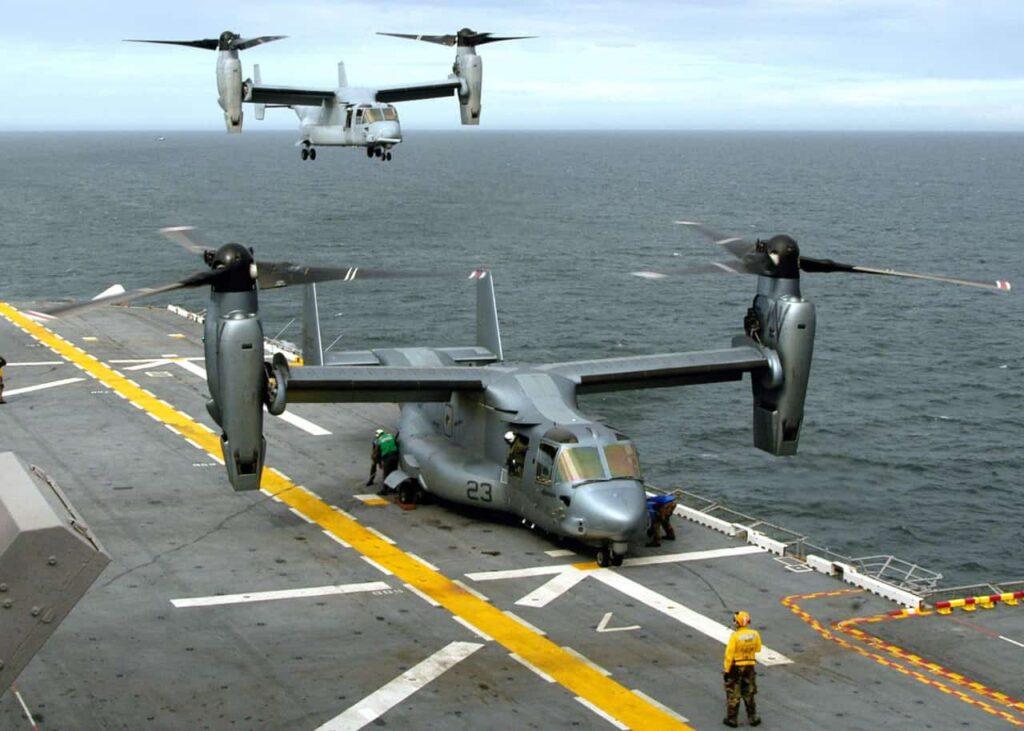 بل بویینگ V-22 Osprey