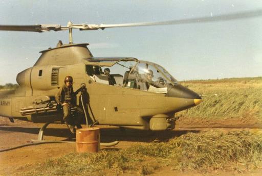 کبرا هیویی AH-1G