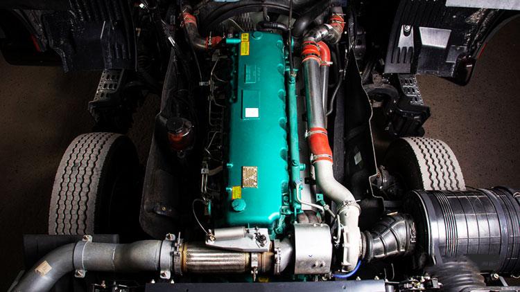 موتور کشنده دافرانH7