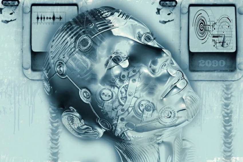 رباتیک- هوش مصنوعی- ریون مگ