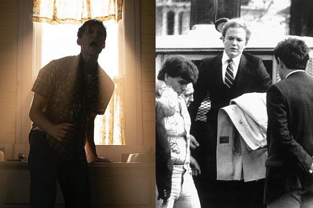 آرن شین جانسون واقعی و سینمایی