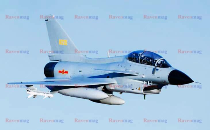جنگنده چنگدو جی 10