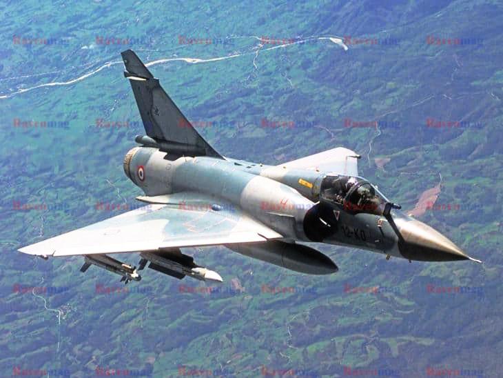 جنگنده میراژ 2000