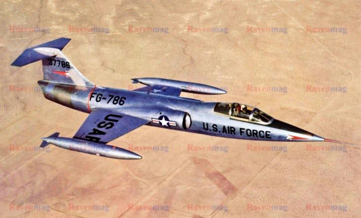 جنگنده اف-104